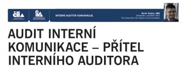 Internal communication audit - a friend to an internal auditor