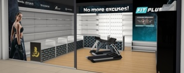 New FIT PLUS store concept