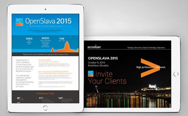 Openslava 2015 - pozvanka