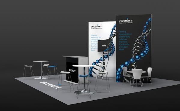 Accenture stanok MSD Summit 3