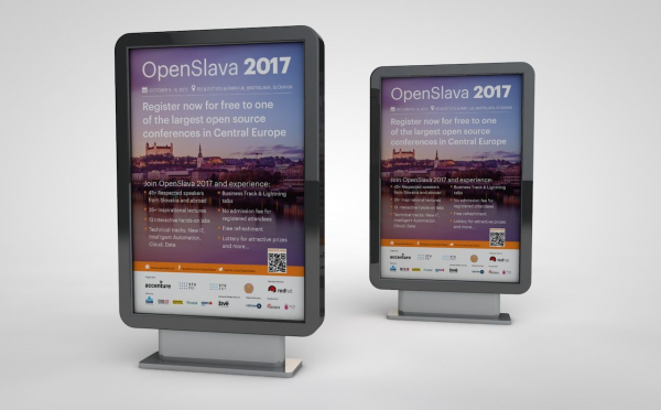 Openslava 2017 citylight