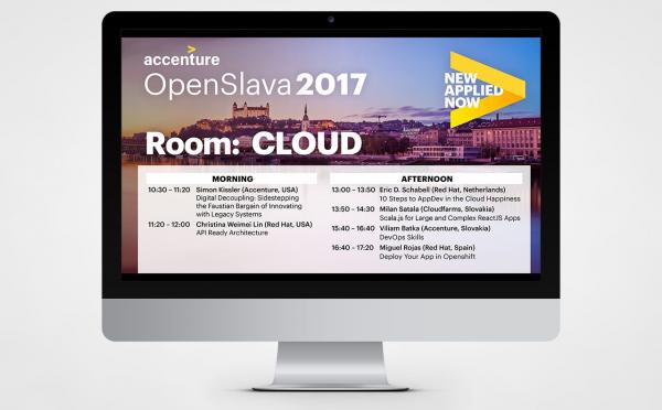 Openslava 2017 program