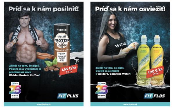 Otvaracia kampan FIT PLUS 09
